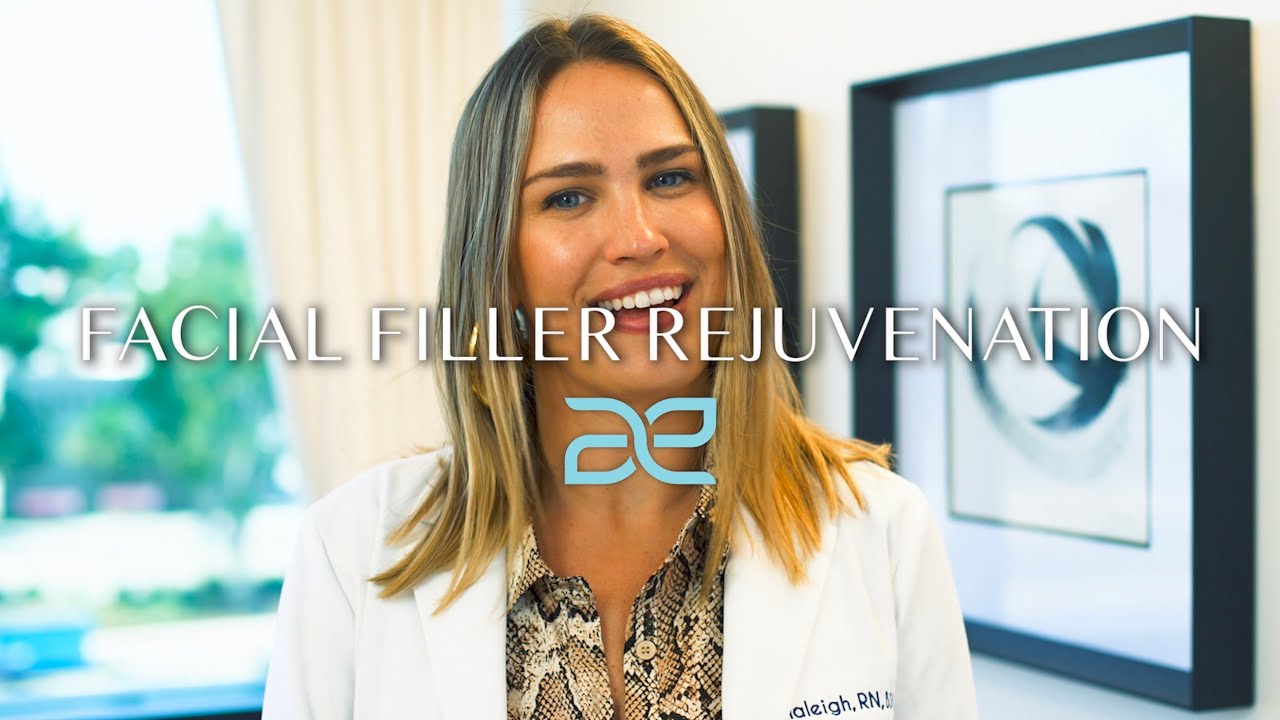 Haleigh Sullivan Talking about Facial Filler Rejuvenation