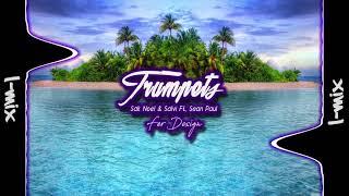 trumpets - Sean Paul ft Sak Noel y Salvi (Bootleg)