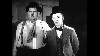 Laurel and Hardy save a woman's life and Instantly regret it