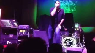 Starset - My Demons ft Ben Burnley of Breaking Benjamin  Live Rockford IL