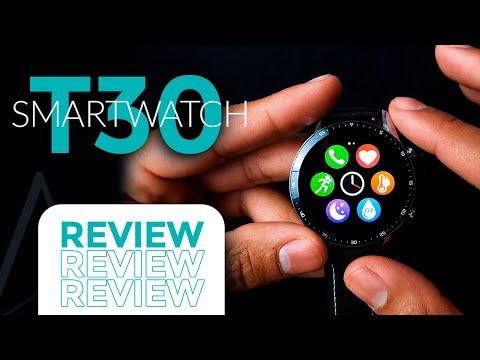 Saiba mais detalhes do smartwatch T30