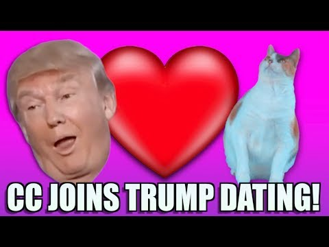 CC JOINS TRUMP DATING!