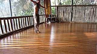 Wren LaFeet | ThriftWorks Light Up Bamboo YogaPlay