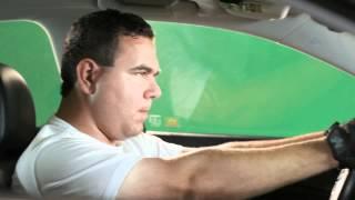 Green Screen Driving - Breakdown