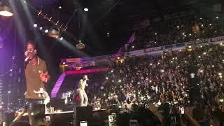 JHUS - Lean & Bop / Spirit - (1Xtra Live 2017)