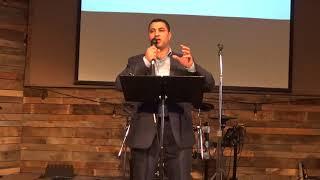 قس فايز حنا وعظة بعنوان ابواب اورشليم الجزء الثاني