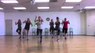 """Fresh Prince of Bel Air"" Will Smith Choreography for Dance Fitness by InsideJennysHead"