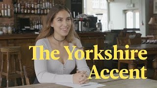 School Of British Accents – YORKSHIRE