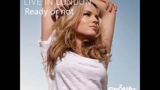 Bridgit Mendler - Ready or not (Live in London)
