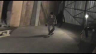 Skate coyhaique, Galpon - Part 1