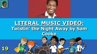 """The LMV - """"Twistin' The Night Away"""" COVER (Sam Cooke) [Literal Music Video]"""