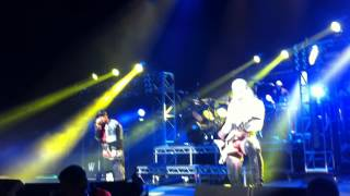 Limp Bizkit - Pollution(part) & Counterfeit @BrixtonAcademy 29.05.12