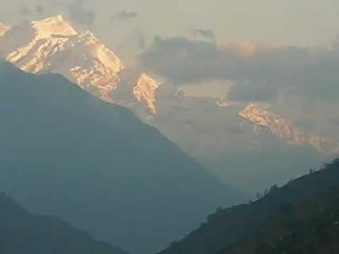 Nepal Annapurnamassiv.MOV