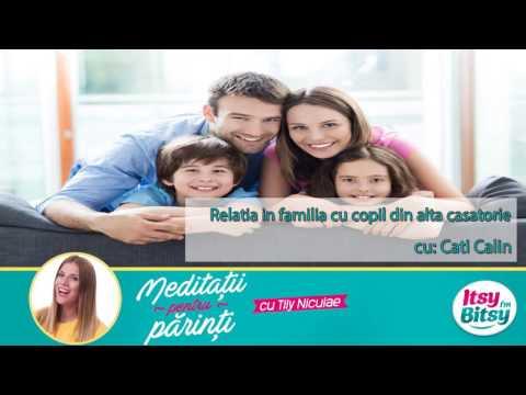 Relatia in familia cu copil din alta casatorie