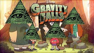 Gravity Falls: Joke Video - ILLUMINATI CONFIRMED!