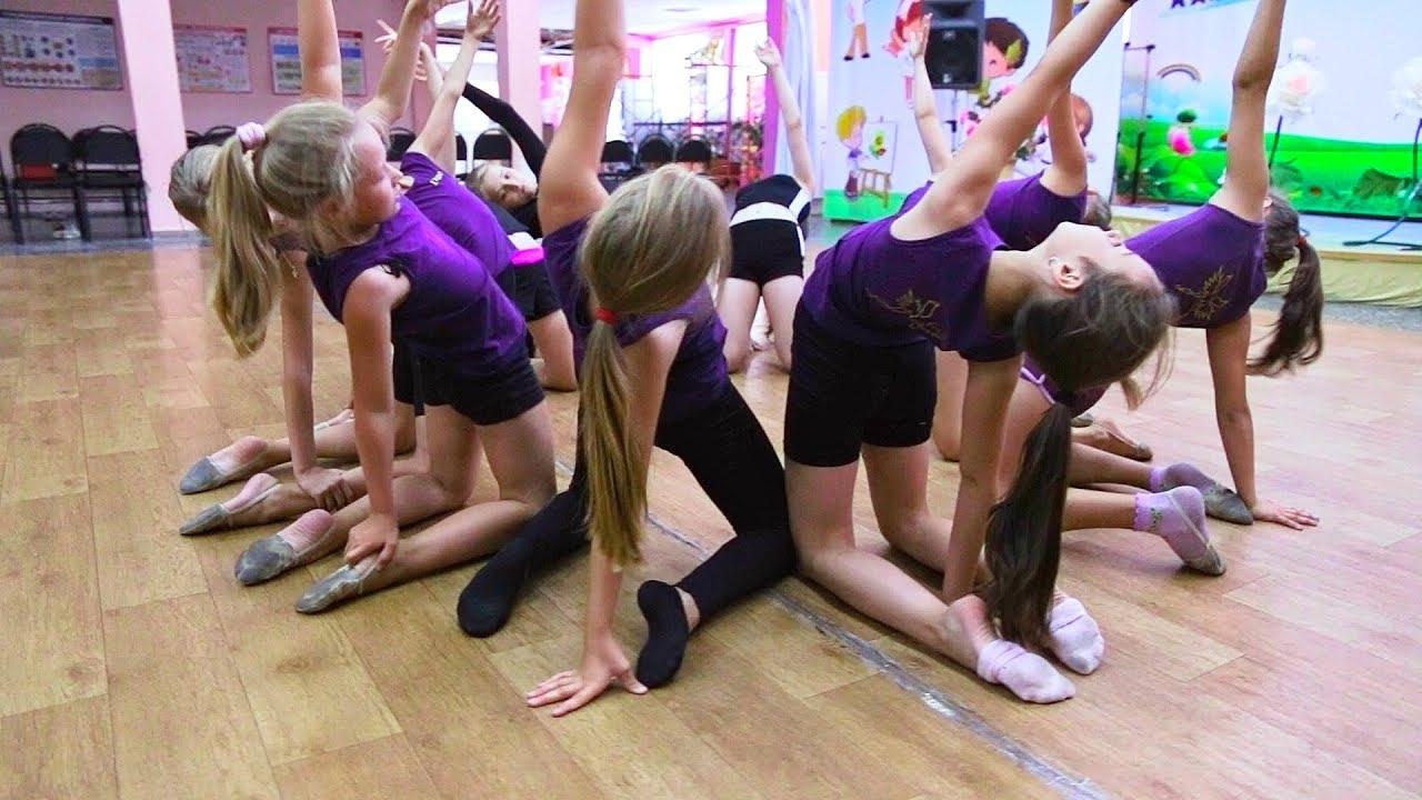 Летняя тренировка в танцевальном клубе Дуэт