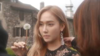 JESSICA (제시카) - Official Wonderland ALBUM JACKET SHOOT Behind The Scenes Video