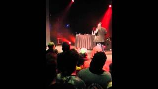 Run The Jewels Live In Toronto 2014