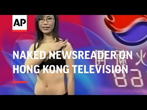 Download Video Naked Newsreader On Hong Kong Television