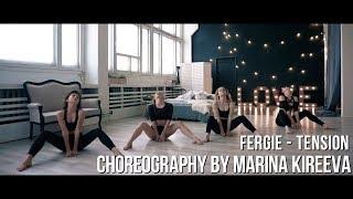 Fergie - Tension | Choreography by Marina Kireeva