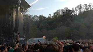 Bring Me The Horizon - Happy Song Pt 2 (Live at Rock en Seine 2016)