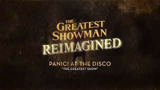 Panic! At The Disco - The Greatest Show (Official Lyric Video)