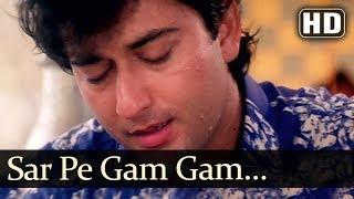 Sarpe Gam Gam (HD) - Geet Songs - Divya Bharti - Avinash Wadhavan - Alka Yagnik