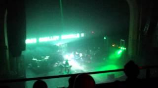 Massive Attack - Inertia Creeps @ Brixton Academy