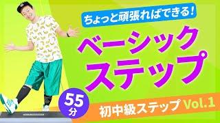 初中級ステップVol.1/北川健太/ホームフィットネス24
