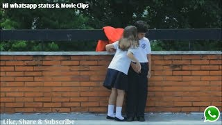 School Life Video💕💏 | New school Life Video 30 sec | Romantic Whatsapp Status College Life |
