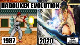 Hadouken Evolucion - Ryu Evolucion - Street Fighter (1987 - 2018) / Hadouken and Ryu Evolution