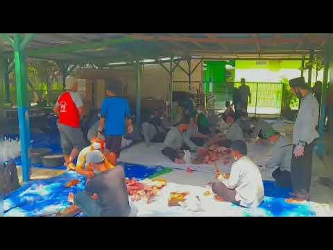 Peringatan Manasik Qurban Yayasan Al-Azhar Kediri
