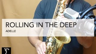 Rolling in The Deep - Adelle
