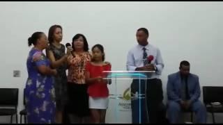 Esperança-Voz da verdade (Família Santos)