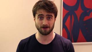 The British LGBT Awards - Daniel Radcliffe's Acceptance Video for Celebrity Straight Ally