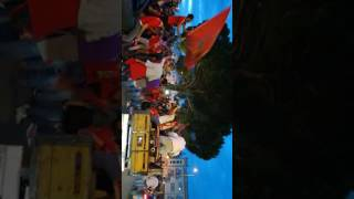 Benfica festa em Santarém