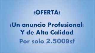 Un Video Animado Promocional! Tu Gran Oportunidad!