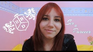 Ari cantando Ser o Parecer - RBD
