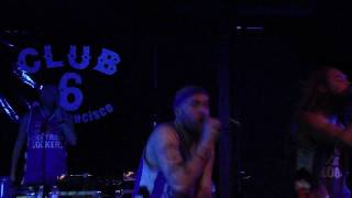 Looptroop Rockers - Fort Europa - Live in San Francisco at Club Six 03-25-10