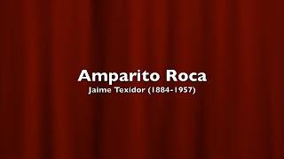 Amparito Roca - Jaime Texidor - Charlotte Concert Band