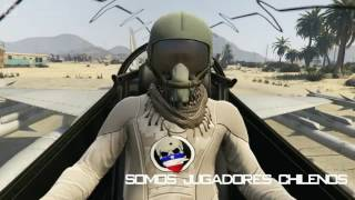 VIDEO PROMOCIONAL CREW BELICOS CHILE CTM BCTM GTA V ONLINE[RaulashGames]