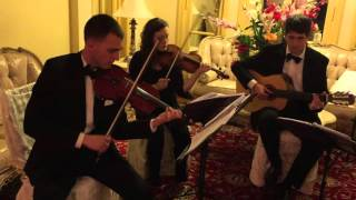 The Dolce Ensemble - Tchaikovsky, Waltz from Sleeping Beauty