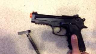 WG M9 331 Sport Blowback Airsoft Gun