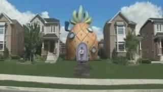 Life Spongebob Commercial
