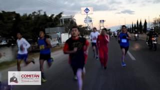 """Primera carrera cinco kilómetros """"Vive el amor y la amistad"""""""