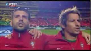"""Portugal vs Sweden - Hino Portugal """"A Portuguesa"""" Estadio da Luz (Lisboa) 15/11/2013"""