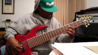 Fred Hammond More of You - Bass Guitar