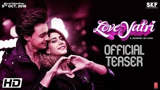 Loveratri | Salman Khan | Aayush Sharma | Warina Hussain | Abhiraj Minawala | 5th October