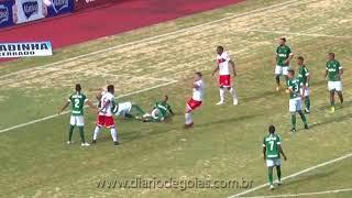 Goianão 2018: Com gol de Geovane, Vila Nova vence o Goiás