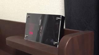 スネークのアラームボイス メタルギアソリッド 音声目覚まし時計